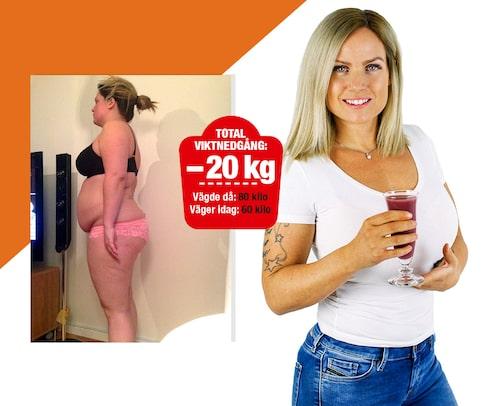 Marita gick ner 20 kilo med periodisk fasta.