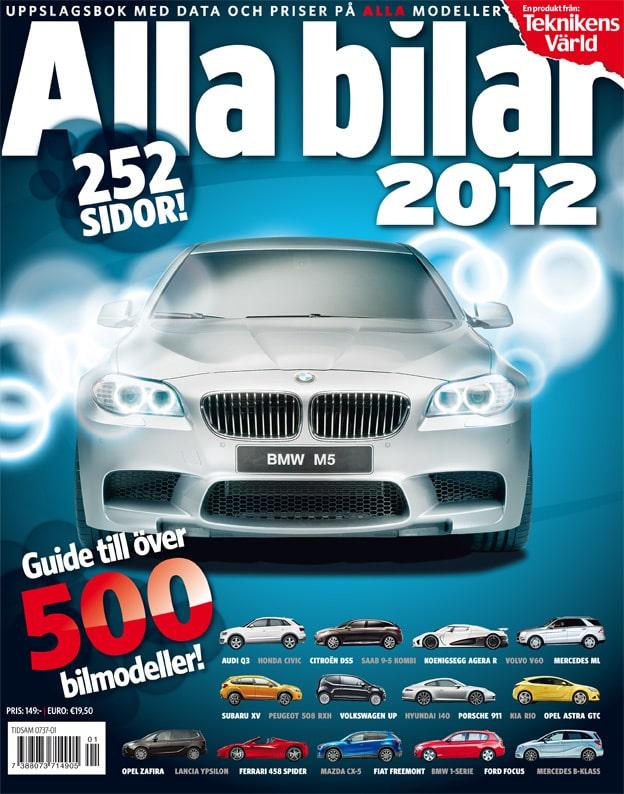 Alla Bilar 2012
