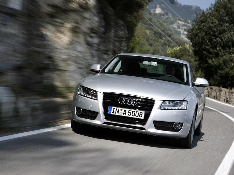 Det här med tvådörrarscoupébilar har ju inte riktigt varit Audis grej, men nu är de med i leken!