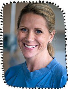 Sophia Brismar Wendel, förlossningsöverläkare