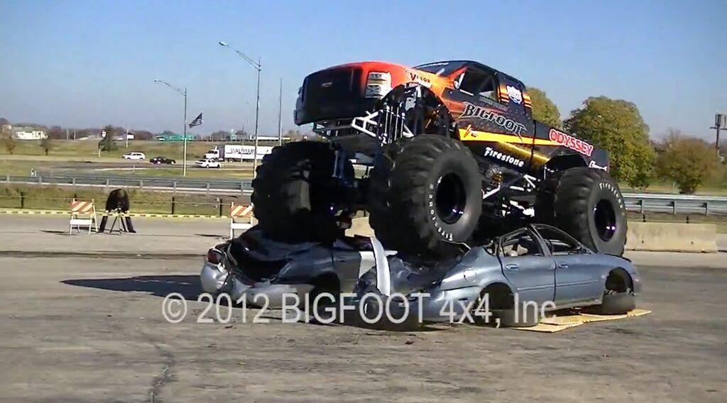 Monstertruck Bigfoot