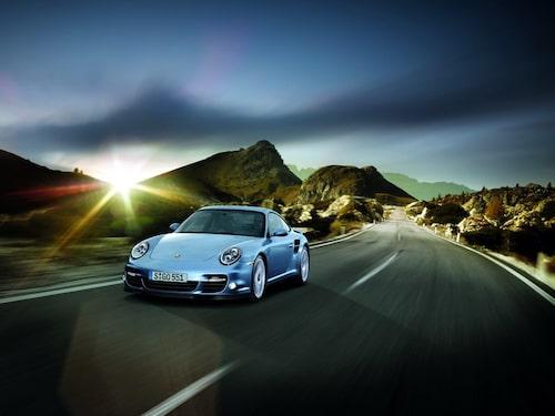 Porsche 911 Turbo S Coupé