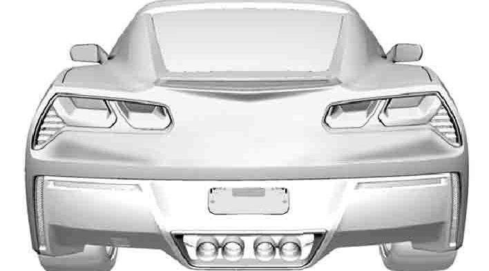 Nya Chevrolet Corvette C7