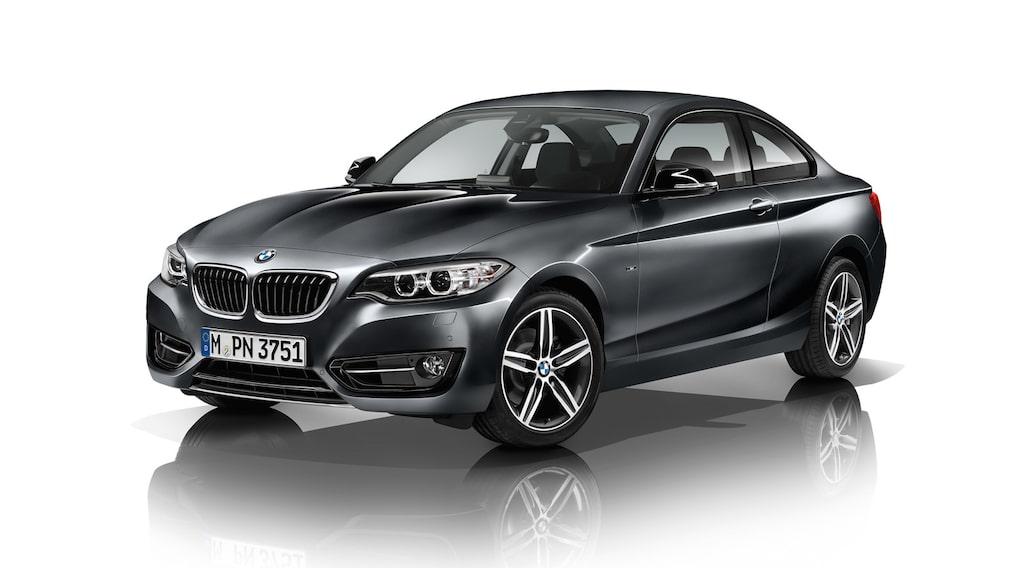 BMW 2-serie Coupé Sport Line