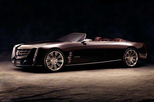 Cadillac Ciel från 2011