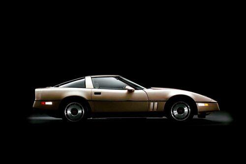 Corvette från 1984