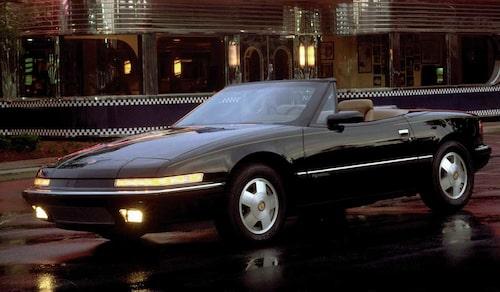 Buick Reatte cab från 1985