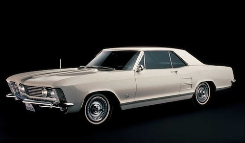 Buick Rivera 1963