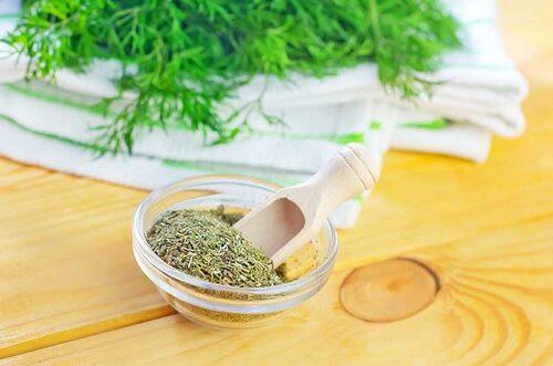 Dill är en annan grönsak som lämpar sig att höstså sent inför nästa års säsong. Vitlök är också en grönsak, som man helst SKA sätta sent på hösten.