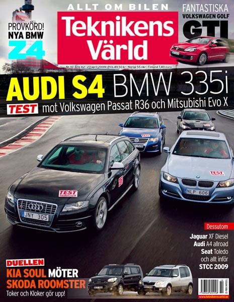 Teknikens Värld nummer 10 / 2009