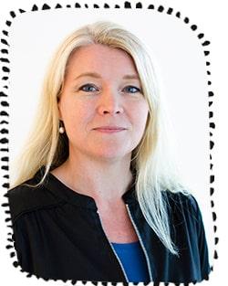 Maria Holmberg, utredare, Konsumentverket.