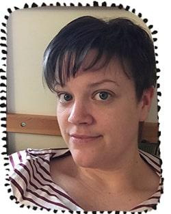 Helena Cronebäck, arbetsterapeut.
