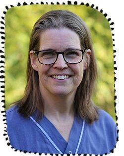 Sofia Ekmark Sergel, barnneurolog.