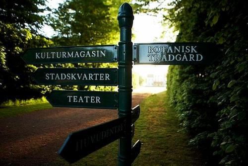 Fredriksdal är så mycket mer än friluftsteater och museer. Vilken skatt för trädgårdsälskare!