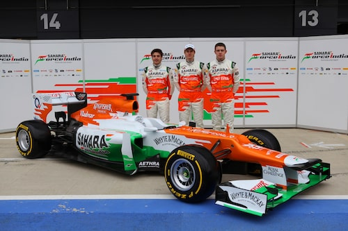 Force India VJ05
