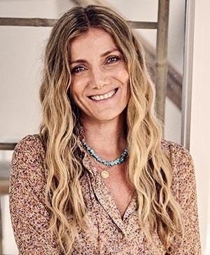 Smyckesdesignern Helle Vestergaard Poulsen står bakom märket Anni Lu.