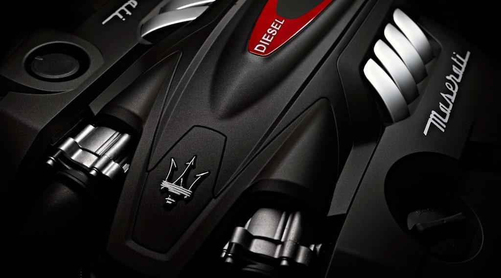 Maserati dieselmotor