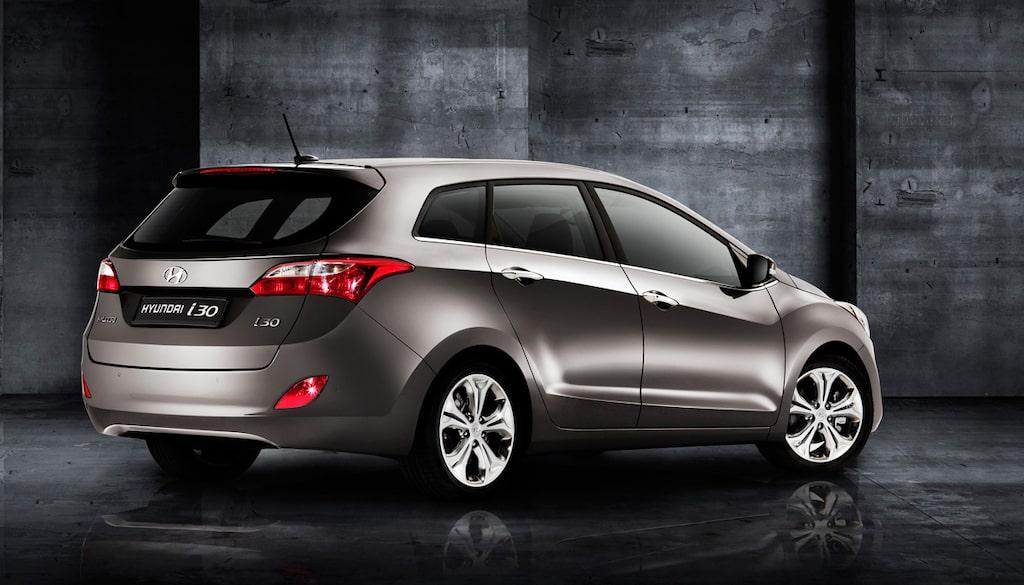 Nya Hyundai i30 Kombi