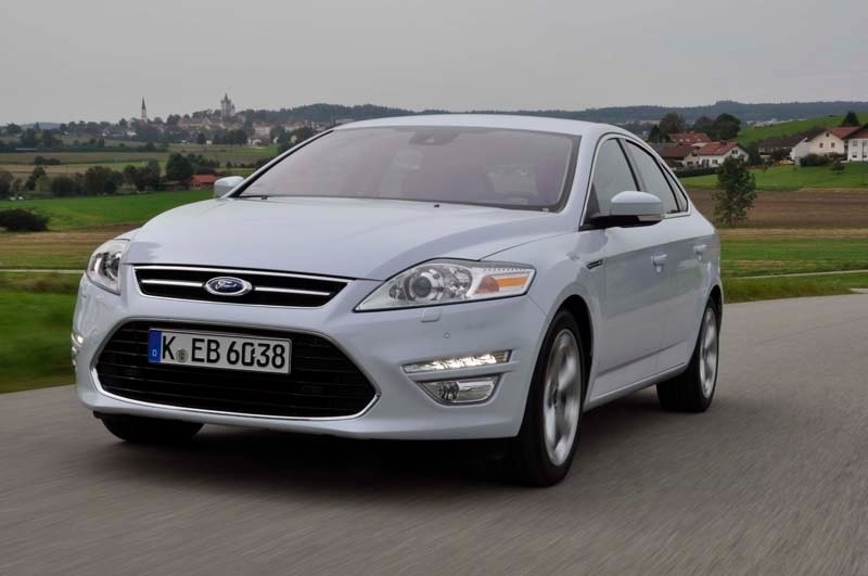 Ford Mondeo 2,0 Ecoboost 5d Business
