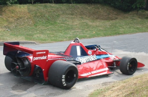 Brabham BT46B från 1978.