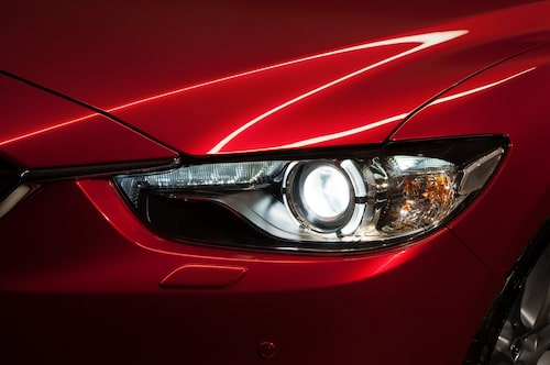 Nya Mazda 6