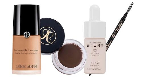 Anastasia Soares favoritprodukter för perfekt hy och perfekta ögonbryn.