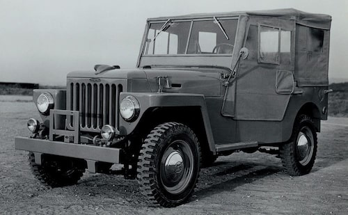 1951 Toyota Land Cruiser BJ