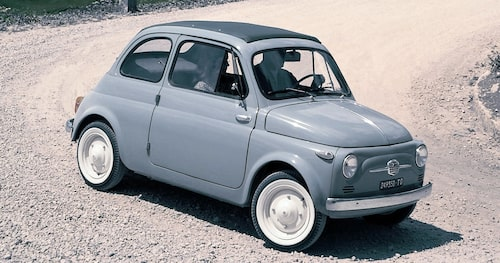 Fiat 500 1957-1975: 3 893 294 exemplar.