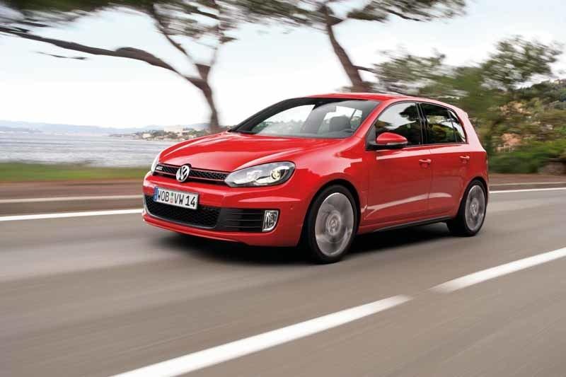 Provkörning av Volkswagen Golf GTI