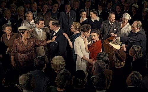 Serien Vår tid är nu har beskrivits som SVT:s största dramasatsning genom tiderna.