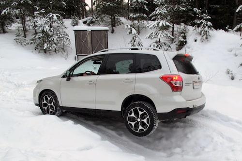 Subaru Forester 2,5XT