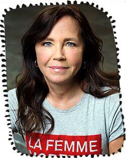 Malin Bergström, Vi Föräldrars barnpsykolog. Aktuell med boken Att skiljas med barn – föräldrar i två hem.