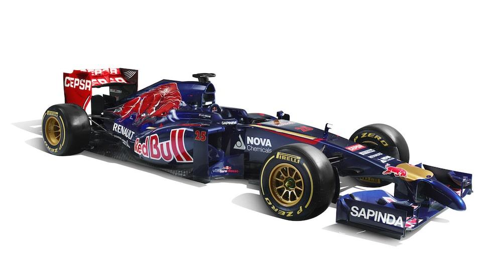 Toro Rosso STR9