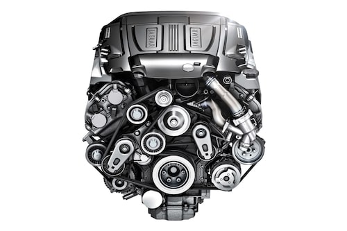 3,0 V6 kompressor