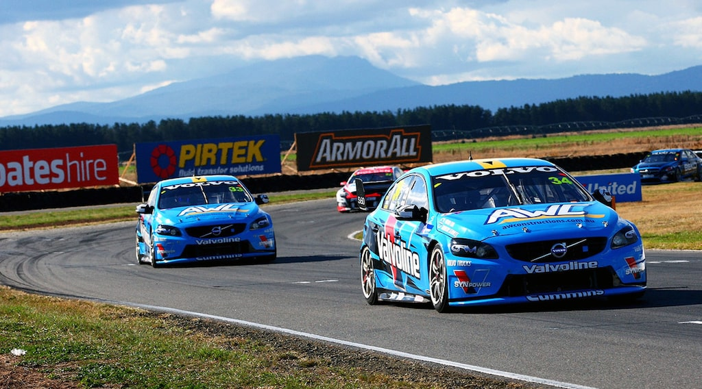 Volvo Polestar Racing i V8 Supercars