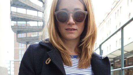 Cecilia Blankens kommer att vara på plats och du får 25 % rabatt på hennes favoriter ur Gants höstkollektion.