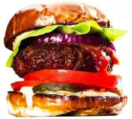Den plantbaserade produkten Beyond meat är ett köttfritt alternativ för grillen.