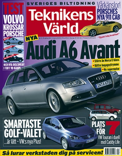 Teknikens Värld nummer 5 / 2005