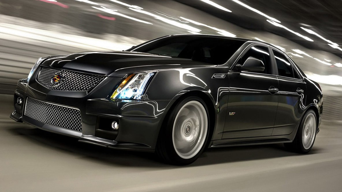 2012 cadillac cts coupe grill