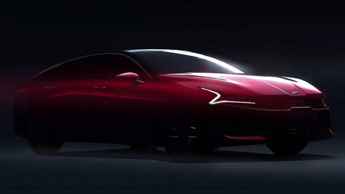 Illustration som Kia/Hyundai nyligen har släppt.