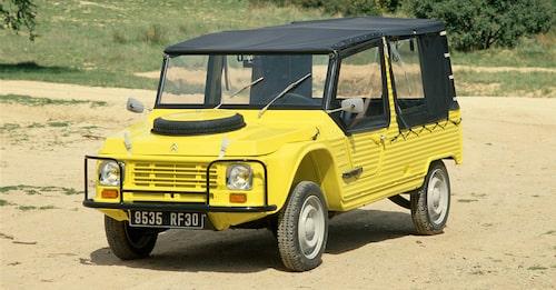 Citroën Mehari 1968-1988.