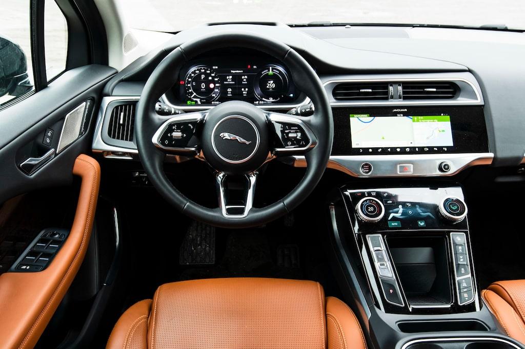 Jaguar I-Pace Signature FE EV400 AWD 2019
