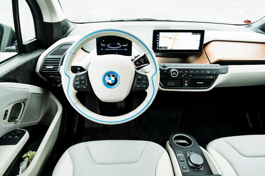 BMW i3 (120 Ah) 2019