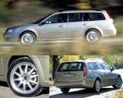 Ford Mondeo V6 herrgårdsvagn
