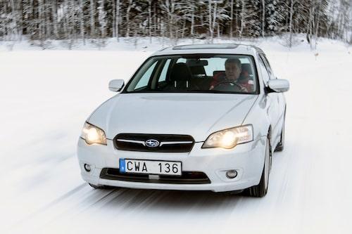Subaru Legacy Station