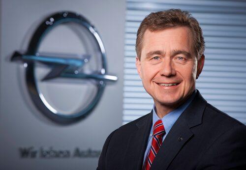 Opels nye vd Karl-Friedrich Stracke.