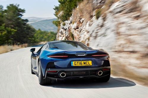 McLaren GT är en vardagskompatibel mittmotorsportbil som inte tummar på körglädjen.