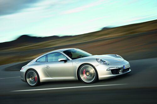 Nya Porsche 911 Carrera S