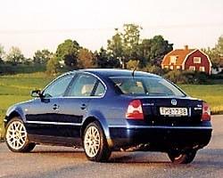 Volkswagen Passat W8 4-Motion, 6-vx.