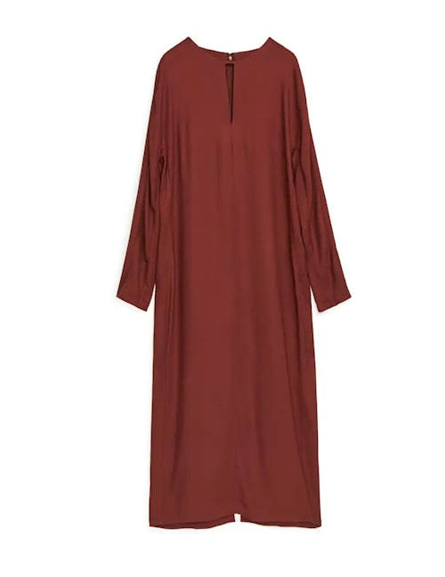 Långklänning från Arket.